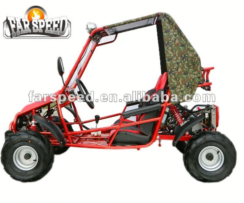 2012 2 person go kart