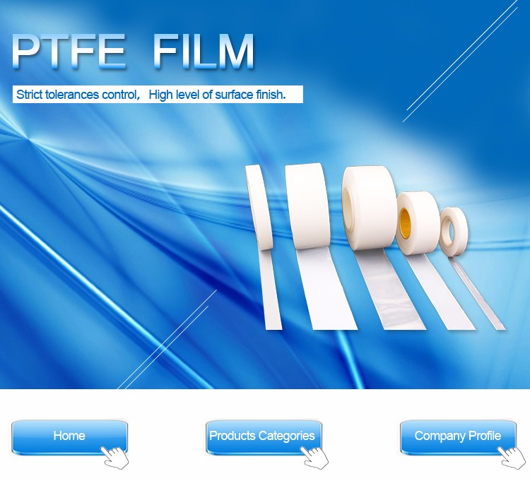 Ptfe unsintered insulated tape for cable buy film