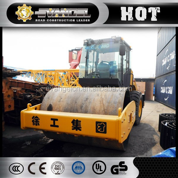 XCMG 14 Ton Road Compactor XS142J Names Road Construction Machine