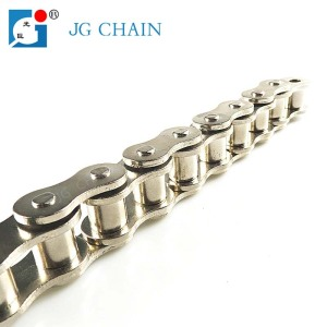 60SS china manufacturer iso standard food grade conveyor parts stainless roller chain