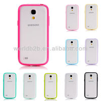 Bumper TPU Gel Case for Samsung Galaxy S4 Mini i9190