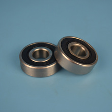 Low noise 6201 6202 6204 6301 6302 6004 2rs zz motorcycle ball bearing