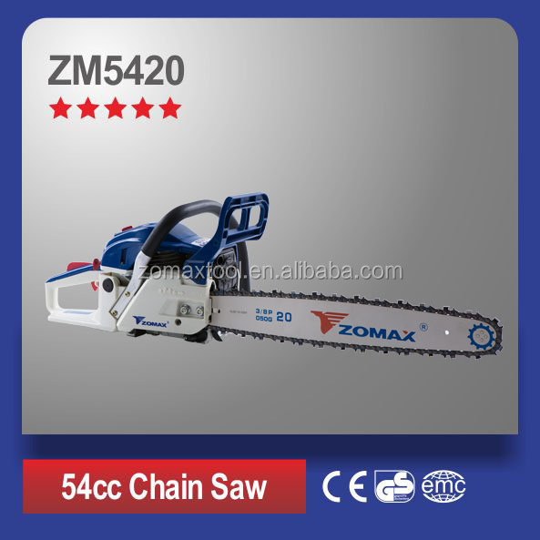 Power tools 2.2kw ZM5420 chain saw oil pump for chainsaw