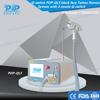 Q-switch black face Tattoo Removal laser Q-switch /Tattoo Removal laser laser hair and tattoo removal machine $keywords$