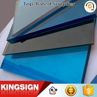 New style best quality light diffused polycarbonate sheet
