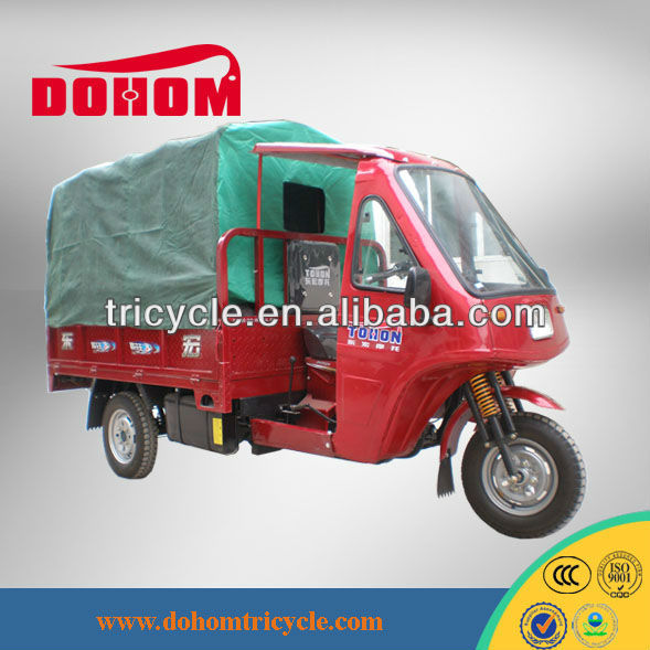 DOHOM 200CC 3 wheel motorcycle with roof