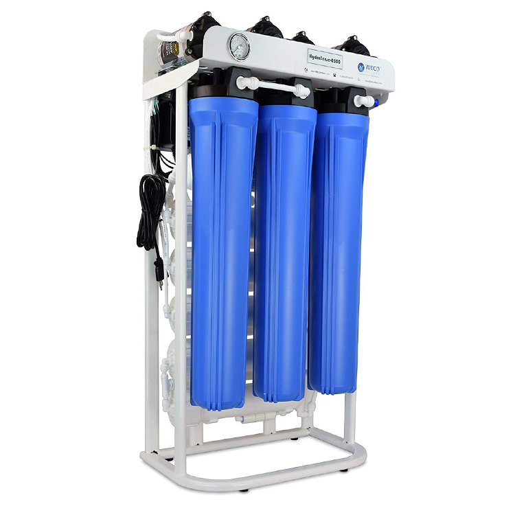 800GPD Commercial Reverse Osmosis <strong>Water</strong> Filter Machine <strong>System</strong> With Tank