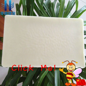 high quality beeswax to make foundation sheet from Chinese beeswax suppliers