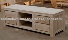 Mindi Furniture - 4 Drawers TV Stands