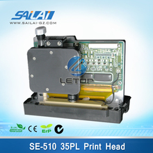 Original!!!Large Format Inkjet Printer SPT-510 35pl Printhead for INFINITY/CRYSTAL/FY-3208R,etc.