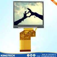 3.5 inch 4 wire resistive touch screen 320X240