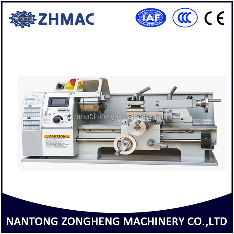 Chinese Manufacturer Hobby Mini Metal Lathe WM210V with Low Price