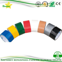 Hot selling cheap all kinds of colors cloth duct tape for strengthening and fixing