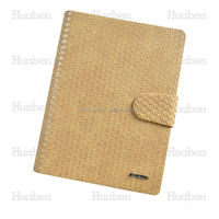 leather pu pretty notebook locked diaries