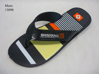 Beach 2014 newest men pedicure eva rubber sole for slippers