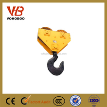 Widely use Lifting Safety Crane Lifting Hooks single hook/double hook