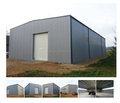 low cost prefabricated steel building warehouse
