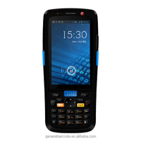 Logistic Android PDA Android 5.1 Industrial handle terminal C5000 mobile computer with 3G &4G
