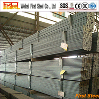 Prime quality flat steel bar weight