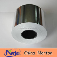 silver aluminum foil paper,cigarette packing aluminum foil wrapping paper NTP- ALF285B