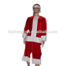 hot sales adult man christmas costume party fancy costume Outfits latex catsuit