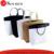 China Manufacturers Black White Paper Bag Custom Print Logo Matte Shopping bags