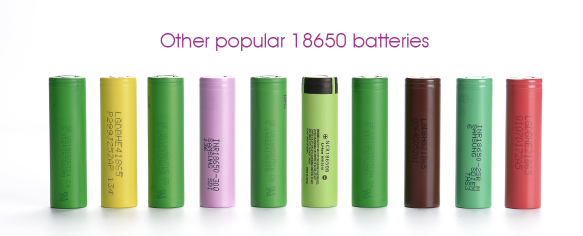 genuine 3.7v li-lion 14500 rechargeable battery, efest IMR high drain 14500 650mah battery