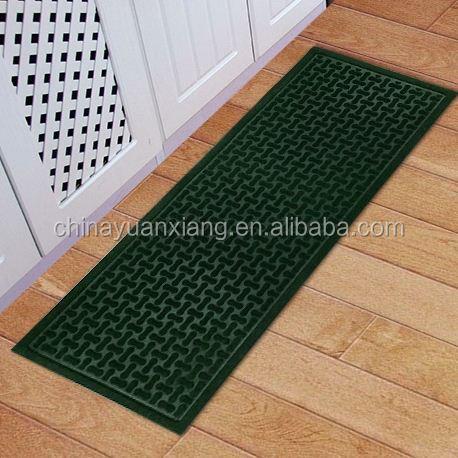 Great Cheap Price Patterned Waterproof Kitchen Floor Mats