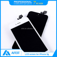for iphone 5 5G LCD Display With Touch Screen Digitizer Assembly Replacement