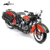 New Arrival excellent quality metal mini motorcycle model from manufacturer