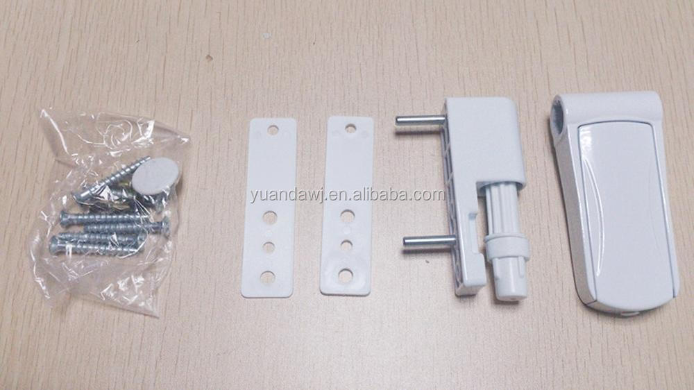 Hot sale Aluminium alloy 3D door hinge