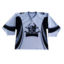 custom made dye sublimation home and away ice hockey jersey customizer