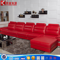 Chesterfield leather sofa design