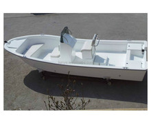 Liya inshore power fishing boats without engine 5.8m panga boat factory