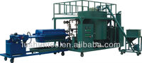 used engine oil regeneration/waste oil recycling machine