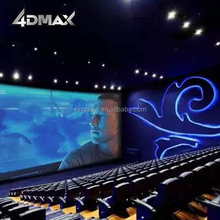 latest design 5d dynamic movie theater with movement effects