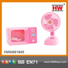 Playing House Mini B/O Kitchen Set The Best Kids Birthday Gift With Fan