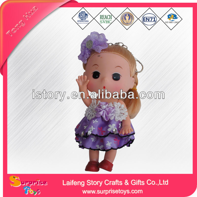 Wholesale Rag Plastic Naked Dolls
