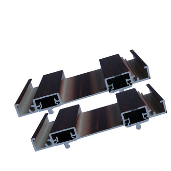 Best price different shapes of cutting aluminum extrusion