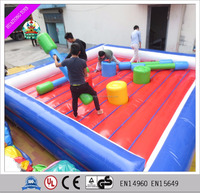 2016 outdoor inflatable funny sport games inflatable animal toys for teenagers