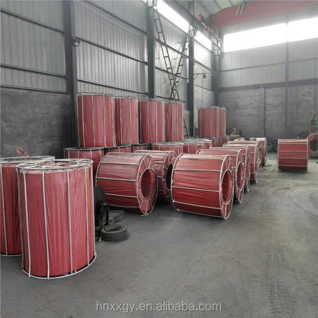 China anyang factory export Coil Shape Alloy Cored Wire CaSi cored wire FeCa wire
