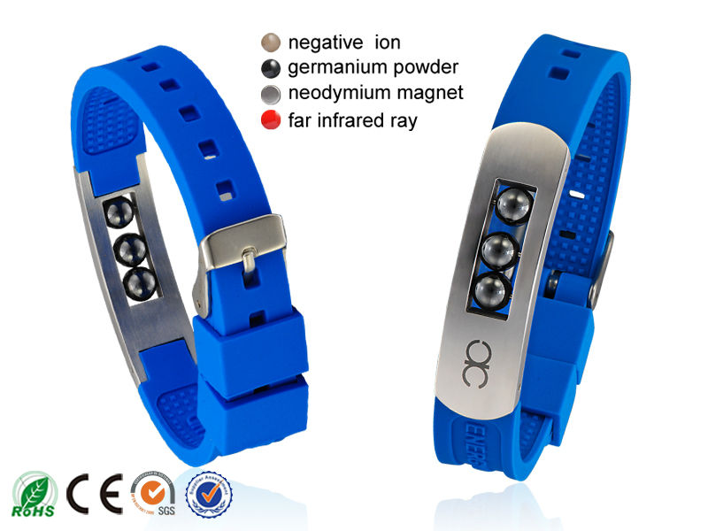 Hot Selling Bio Health Titanium Germanium Bracelet 2016