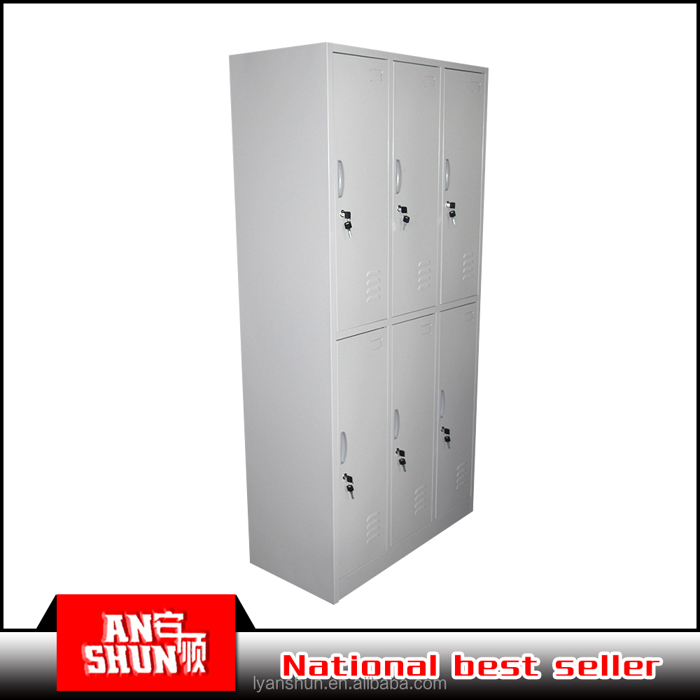 Salon Storage Cabinets , Dressing Locker,steel locker