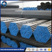 API 5L B hot seamless steel pipe flanged nestable pipe electrical wire conduit hot seamless steel pipe
