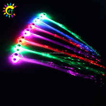 Flash Hair Extensions LED Hair Braids for Hair Decorations