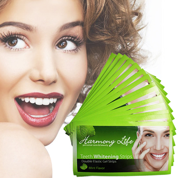 Super Green OEM 6HP teeth whitening strips private label