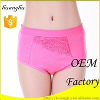 Top-selling anti Bacterial cheap 100% model plus size underwear