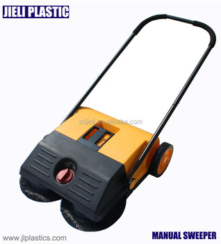JL550 Mechanical Manual Hand Push Sweeper