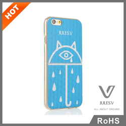 Transparent Hard PC Cover Case For iPhone 6 Clear Case PC Case For iPhone 6