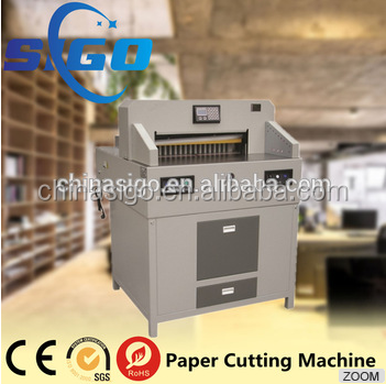 used copy paper cutting machine